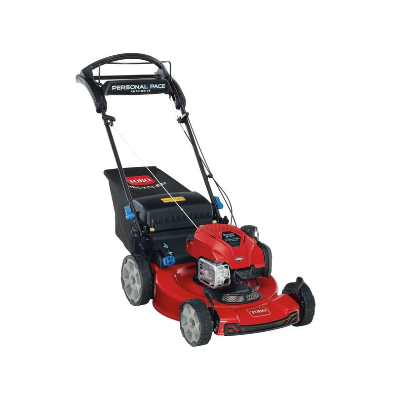 Toro SMARTSTOW® Personal Pace Auto-Drive™ Petrol Lawn Mower