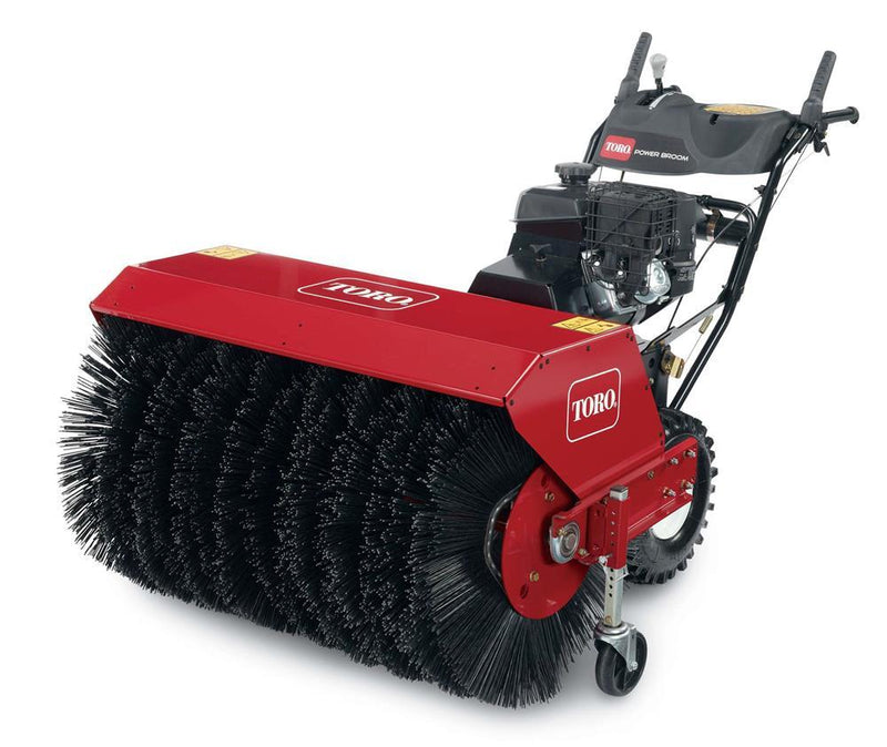 Toro Walk Behind Power Broom