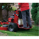 "Toro Grandstand 48"" Turbo Force Ride-on Lawn Mower"