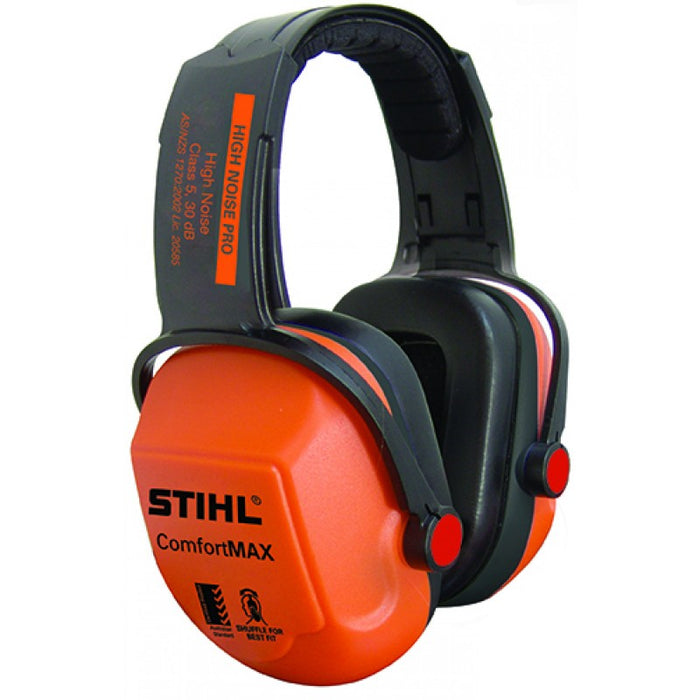 Stihl Overhead Earmuffs -High Noise