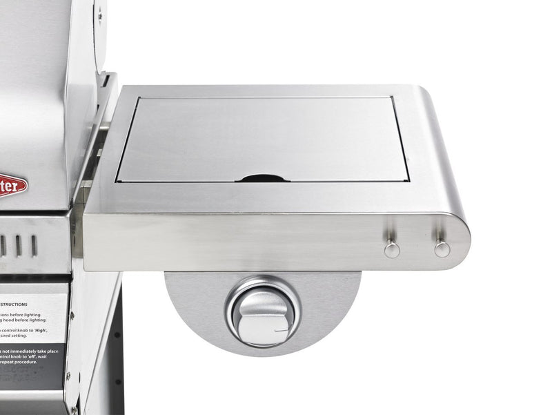 BeefEater Signature Trolley Mounted BBQ Side Burner