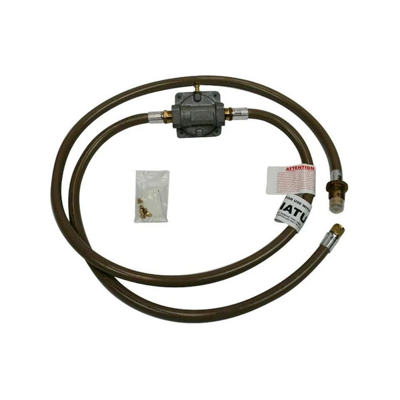 BeefEater Discovery 1000R Natural Gas BBQ Hose & Injector Kit