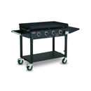BeefEater Discovery Clubman 4 Burner Steel Portable BBQ