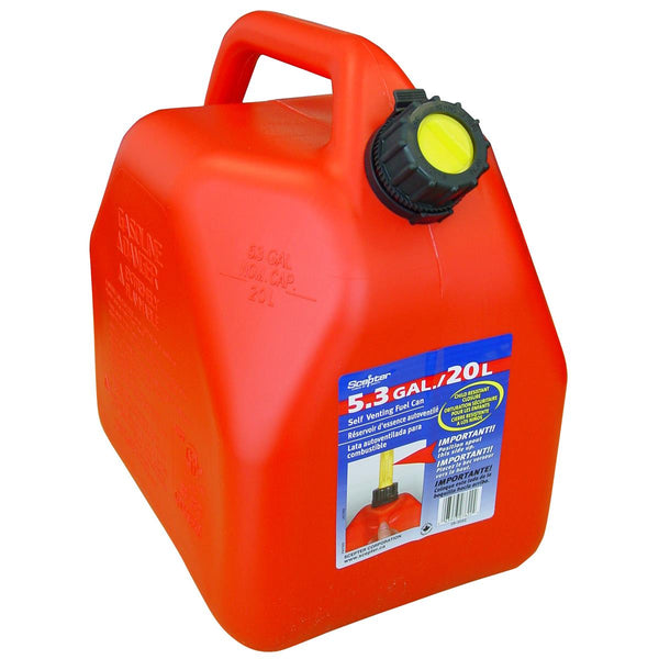 Plastic Fuel Scepter, Red - 20L