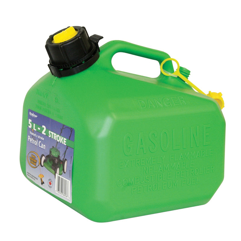 Plastic Fuel Scepter, Green - 5L