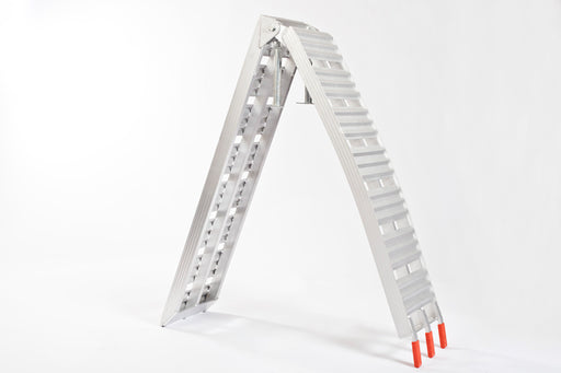 Folding Alloy Ramp Set