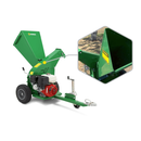 Hansa C13 Road Trailer  Chipper