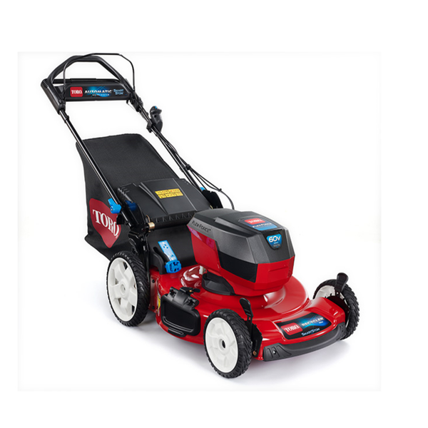 Toro 55cm Recycler Battery Lawn Mower Kit