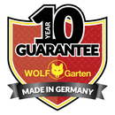 Wolf Garten ZM04 Aluminium Short Handle
