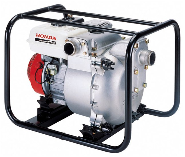 Honda WT20XK3 Water Pump