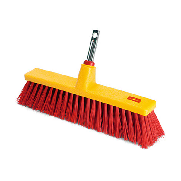 Wolf Garten B-40M Large Area Broom / Street Brush
