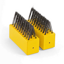 Wolf Garten FB-ME Double-Pack Joint Brush Replacement Set