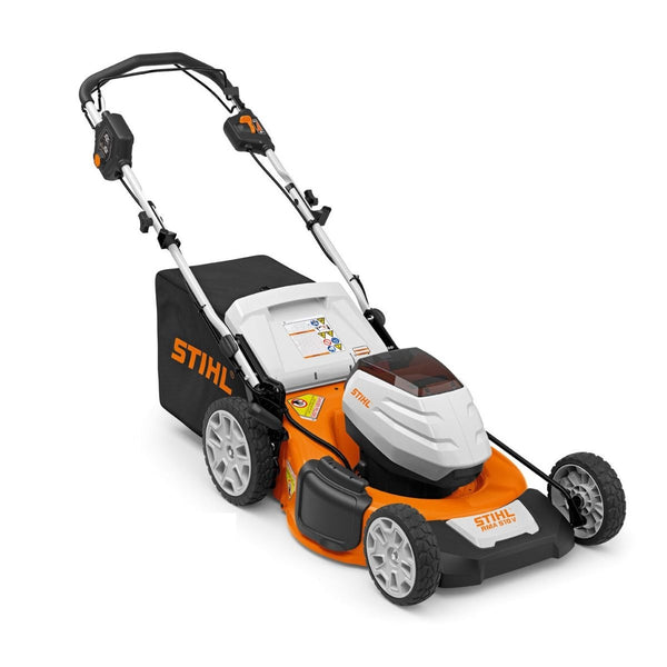 STIHL RMA510V Self Propelled Battery Lawn Mower (Skin Only)