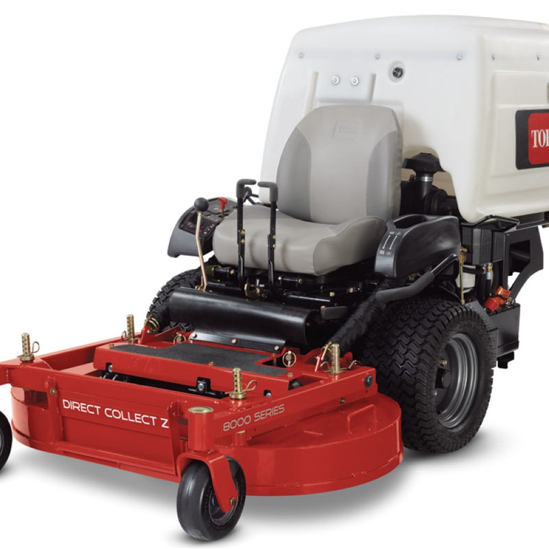 "Toro Z Master 8000 42"" Direct Collect Ride-On Lawn Mower"