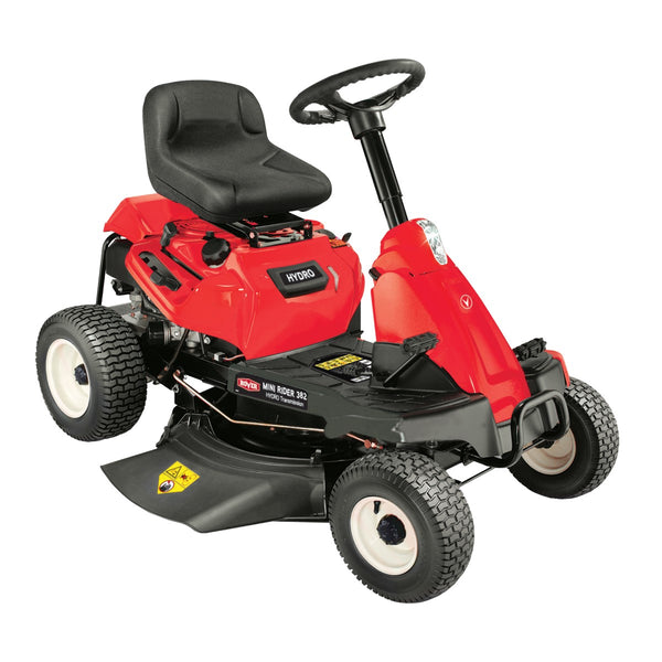 Rover Mini Rider Hydro 382/30 Ride-On Lawn Mower