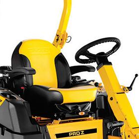 Cub Cadet Pro-Z 154 S Zero-Turn Ride On Mower