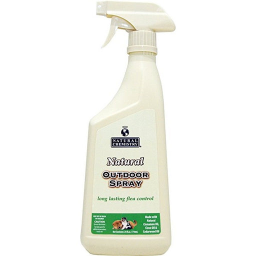 Natural Chemistry Outdoor Spray For Pets, 24 Fl Oz