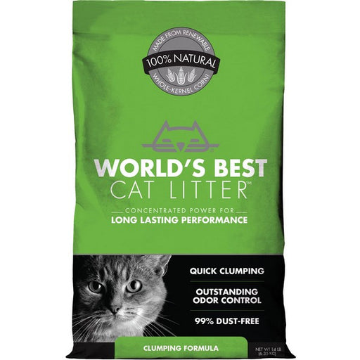 World'S Best Cat Litter Clumping Formula, 14 Lb