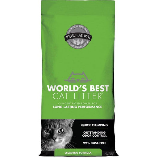 World'S Best Cat Litter Clumping Formula, 28 Lb
