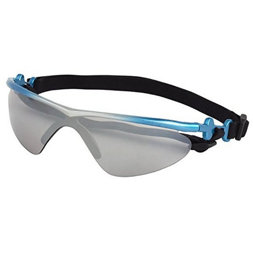 Blue Gradient With Smoke Lenses K9 Optix Rubber Sunglasses For Dog, Xs