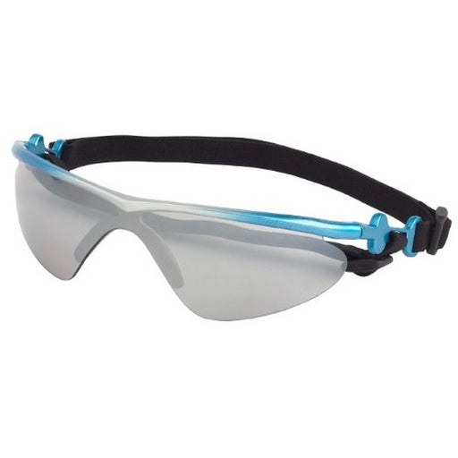 Blue Gradient With Smoke Lenses K9 Optix Rubber Sunglasses For Dog, L