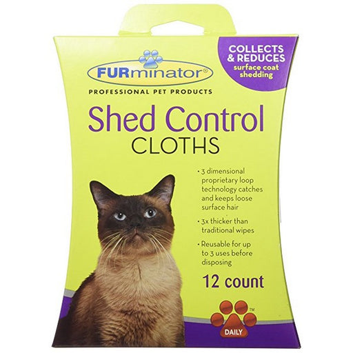 Shed Control Cat