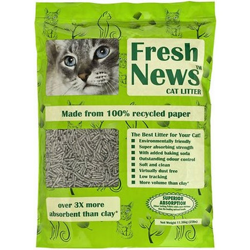 Fresh News Cat Litter, 25 Lb