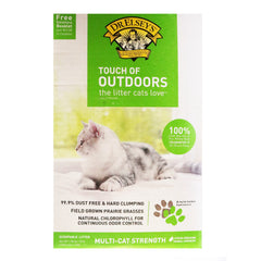 Dr. Elsey's Precious Cat Touch of Outdoors Multi-Cat Litter, 20 lbs.