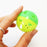 One Pack of 3 Piece Green Highlight Fish Paw Patterned Bell Ball Single Ball Detailed Image