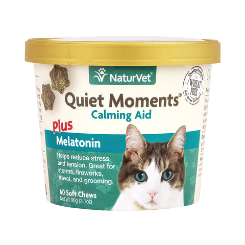 NaturVet- Quiet Moments - Calming Aid