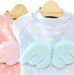 Your Angel in Disguise  - Angel Sweater for Small Dogs & Cats