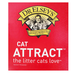 Dr. Elsey's Precious Cat Attract Unscented Clumping Clay Cat Litter