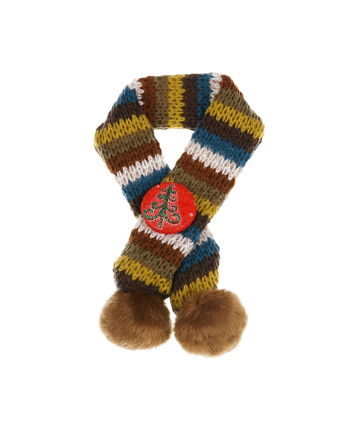 Winter Scarf For Dogs L