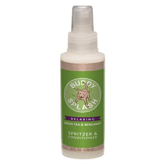 Buddy Splash Green Tea and Bergamot Deliciously Scented Relaxing Spritzer and Conditioner 4 Fl oz