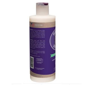 Buddy Wash Lavender & Mint 2in1 Shampoo and Conditioner 16 fl oz for dogs Fresh and Clean Coat Softener Description Specially Formulated to Clean and Moisturize dogs coat and creates soothing bath experience and calming scent