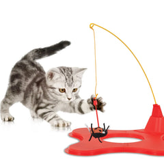 Jw Pet Cataction Magneticat Interactive Cat Toy