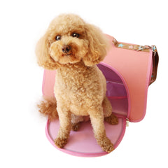 ParisDog Flamingo Pink Small dog and cat carrier
