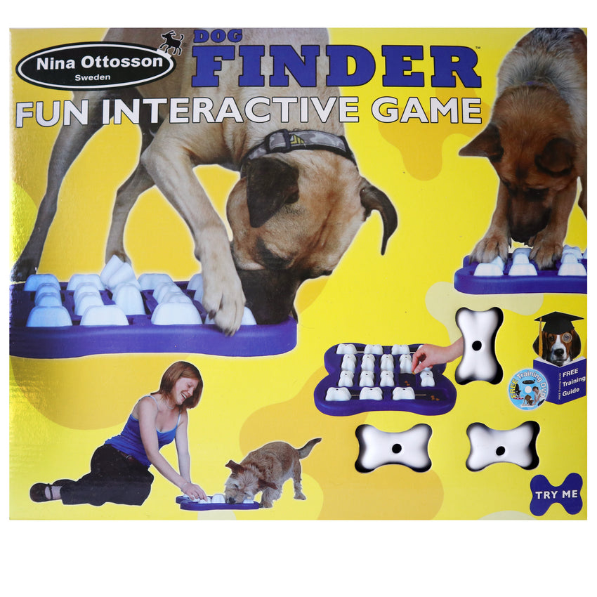 Nina Ottosson Dog Finder Interactive Game