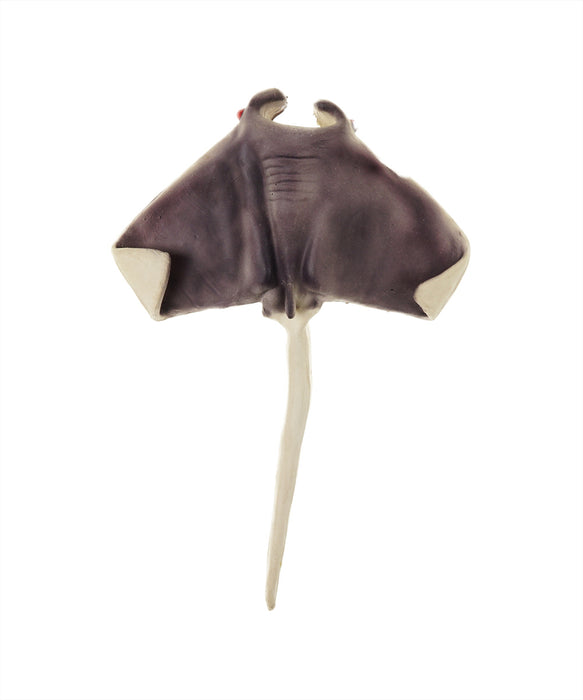 rubber sting ray dog toy 16""