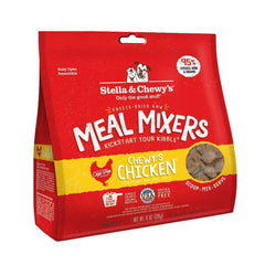 Stella & Chewy's Freeze-Dried Raw  Meal Mixers - Chewy's Chicken