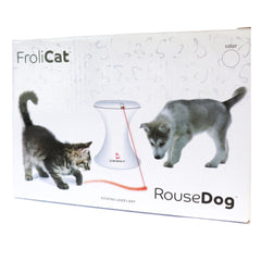 Frolicat-Rouse Dog Dart Interactive Automatic Rotating Laser Pet Toy