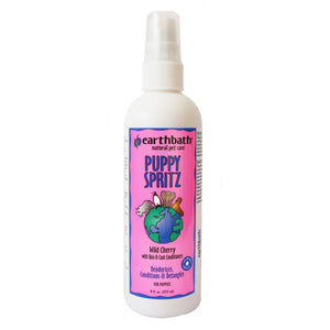 Earthbath Puppy Spritz Wild Cherry