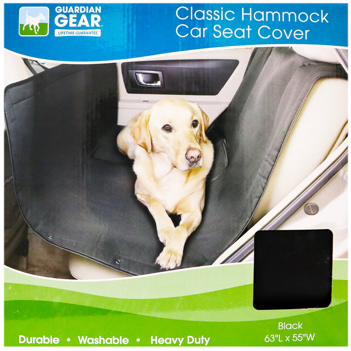 Guardian Gear Heavy Duty Classic Hammock Car Seat Cover