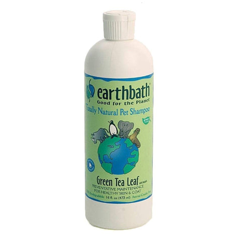 Earthbath Green Tea Leaf Shampoo