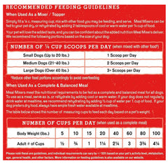 Stella & Chewy's Freeze-Dried Raw Meal Mixers - Savory Salmon & Cod