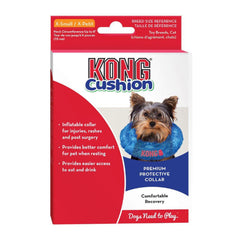 Kong Cushion Inflatable E-Collar Premium Protective Gear