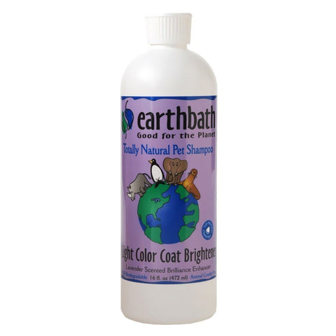 Earthbath Light Coat Brightener Lavender Scented