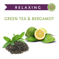 Buddy Wash Green Tea 7 Bergamot Relaxing Advertising