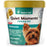 NaturVet Quiet Moments Calming Aid Plus Melatonin 70 Soft Chews