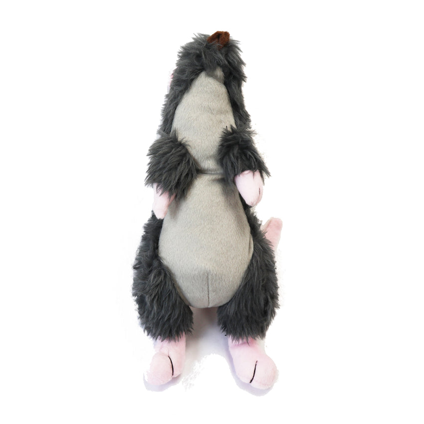 Plush Standing Mouse Toy for Dogs 12""